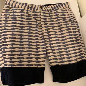 "Scotch & Sofa men's shorts. 32"" waist. 19"" length"